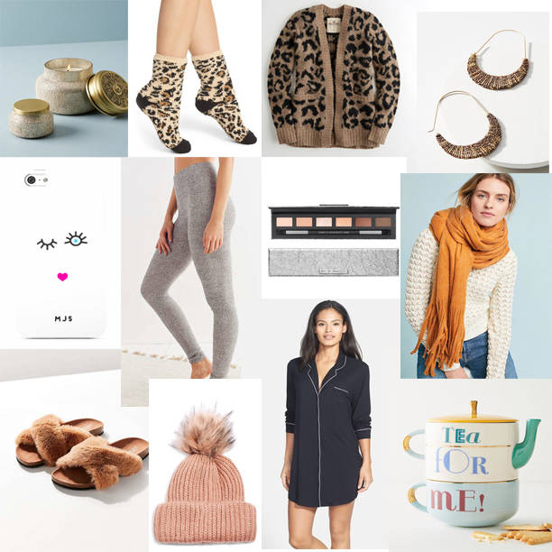 Christmas Gift Guide for HER: Everything under $60
