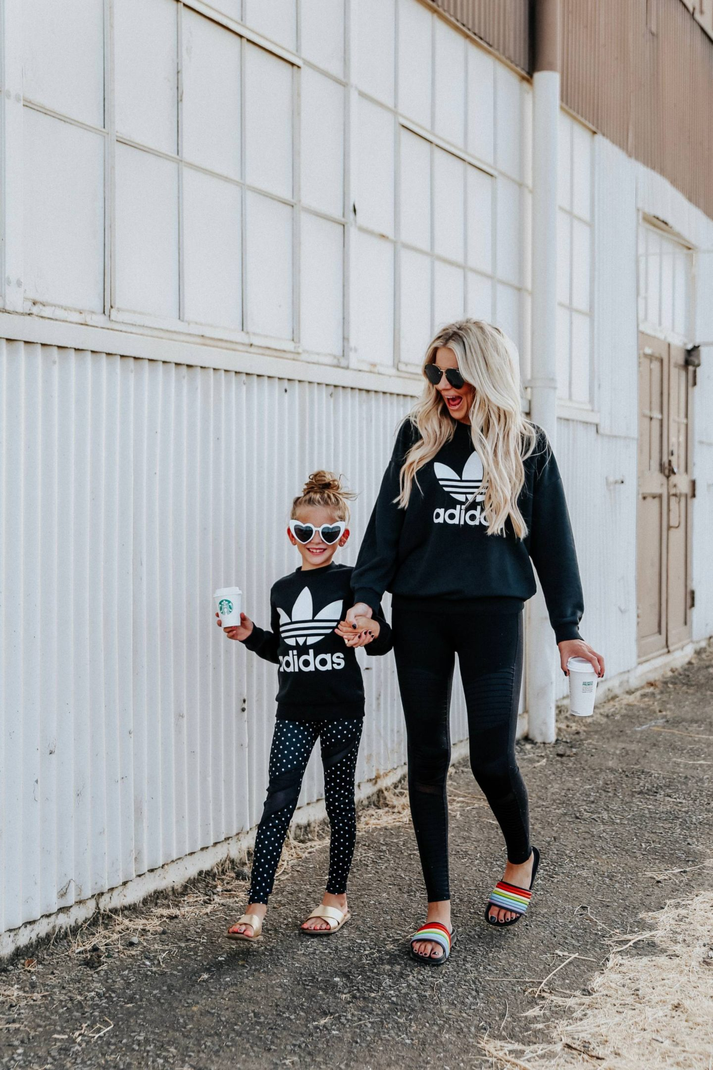 Athleisure Finds + Fav Fall Coffee Drinks