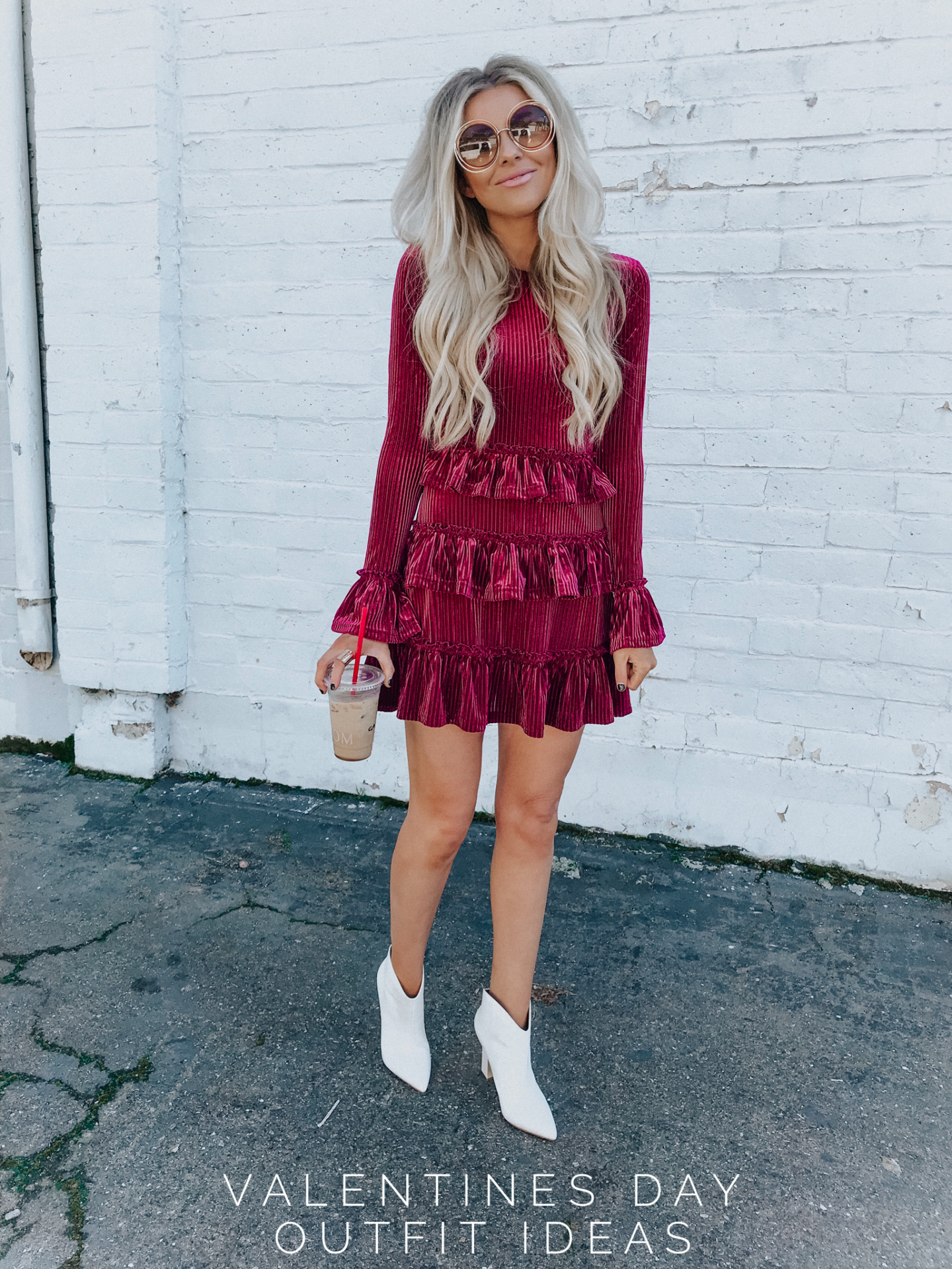 Valentines Day Outfit Ideas