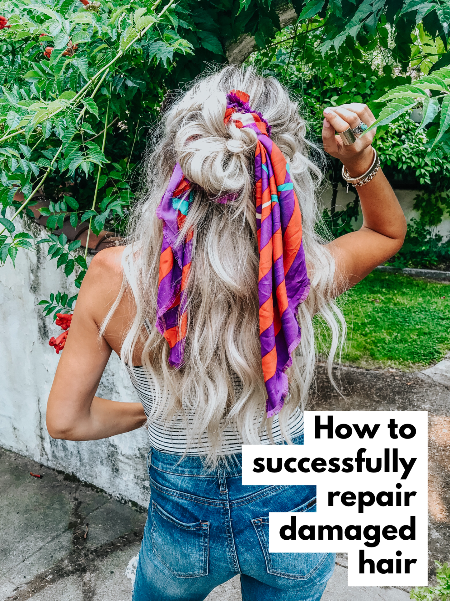 How to Successfully Repair Damaged Hair